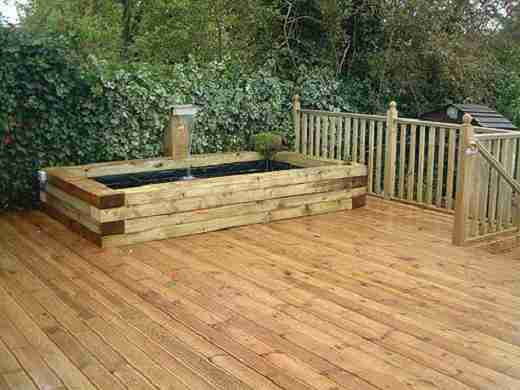Tonbridge Balcony Decking Kent