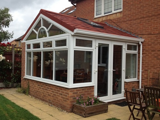 Tonbuild . Tonbridge Edwardian Conservatory Installers in ...