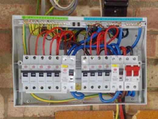 Tonbridge Electricians. Consumer Units