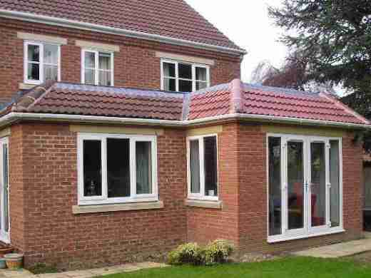 Tonbridge House Extensions
