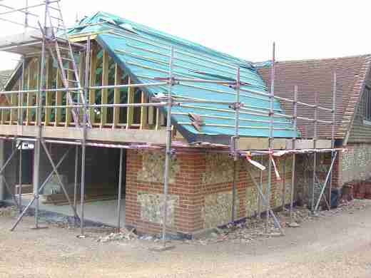 Tonbridge Brickwork for New Builds