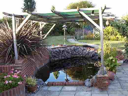 Tonbridge Pond Installers and Maintenance