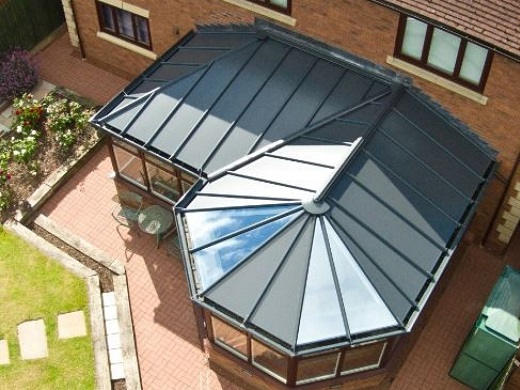 Tonbridge P Shaped Conservatory Installers