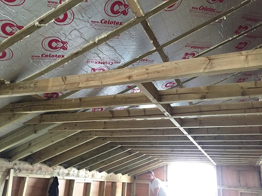 Tonbridge Roof Insulation
