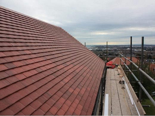Tonbridge Tiled Roofing