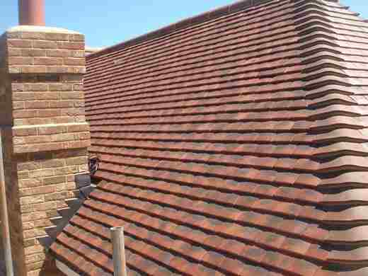 Tonbridge Clay Tile Roofing