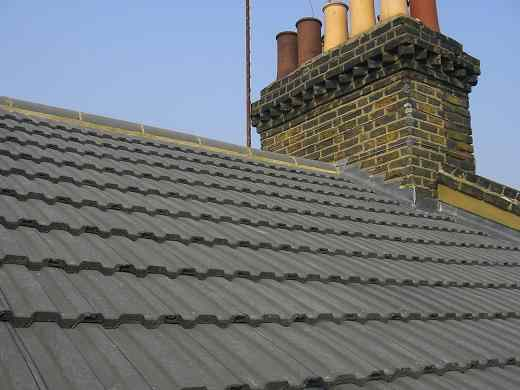 Tonbridge Concrete Tile Roofing