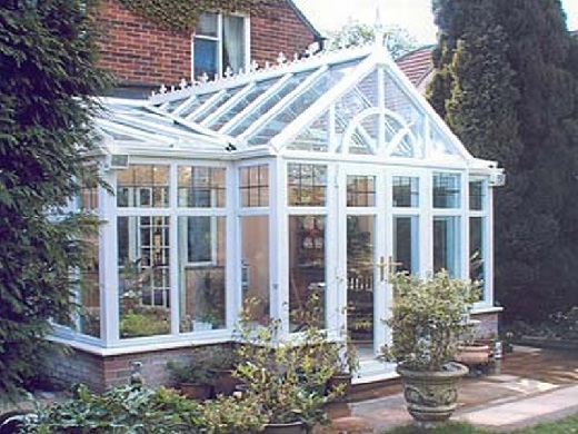 Tonbridge T Shaped Conservatory Installers